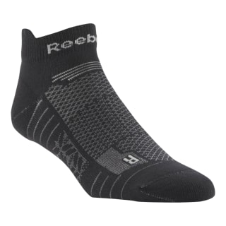 One Series Running Unisex Ankle Sock Black / Mgh Solid Grey CD7234