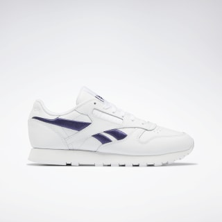 Scarpe Classic Leather White / Midnight Ink DV8170