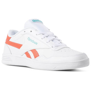 Reebok Royal Techque T White/Neon Red/Solid Teal CN7370