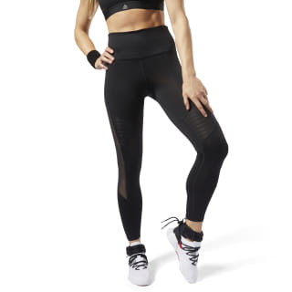 Legging en mesh Studio Black EB8094