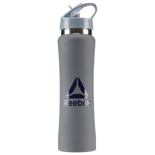 Reebok Aluminum Water Bottle Grey CM1465
