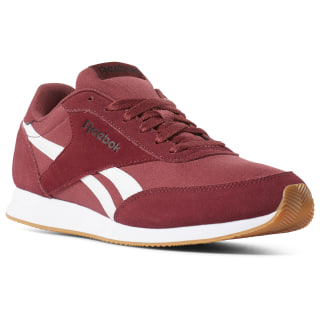 Reebok Royal Classic Jogger 2 Meteor Red / Black / White / Gum DV3644