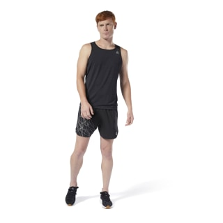 Run Essentials ACTIVCHILL Singlet Black DU4296