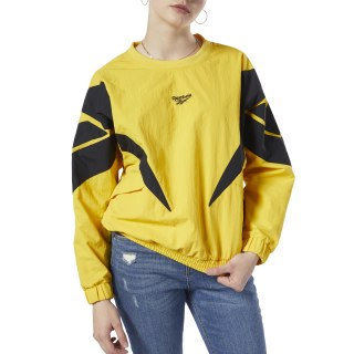 Sweat Classics Vector à col rond Toxic Yellow EB5082