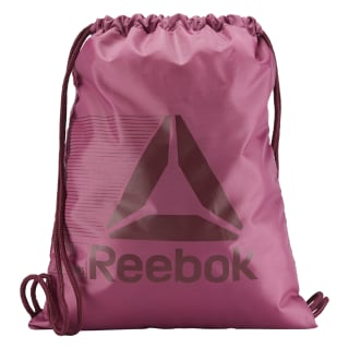 Reebok Drawstring Bag Red CZ9882