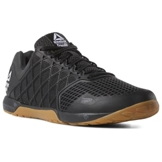 Reebok CrossFit® Nano 4.0 Black / White / Rubber Gum CN7927