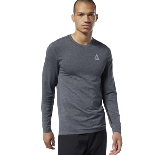 Reebok CrossFit® MyoKnit Tee Cold Grey 7 / Black DY8440