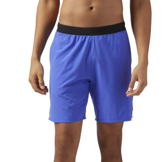 Short de training Reebok CrossFit Super Nasty Speed II Acid Blue CD4520