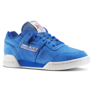 Tenis Workout Plus Vintage AWESOME BLUE/CHALK/CLASSIC WHITE BD3382