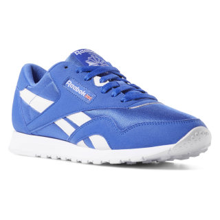 Classic Nylon Color Shoes Crushed Cobalt / White CN7447