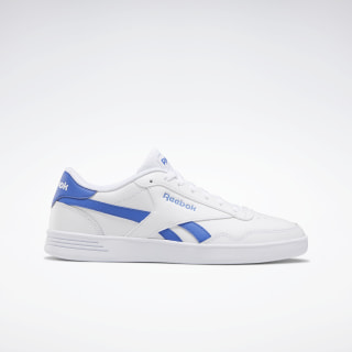 Reebok Royal Techque T Shoes White / Blue Blast / White EG9467