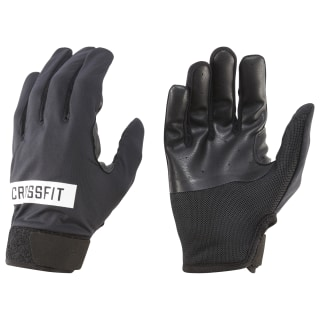 Reebok CrossFit Grip Gloves Black DU2898