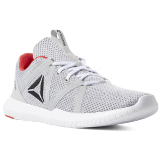 Tênis Reebok Reago Essential grey / white / black / red DV4376