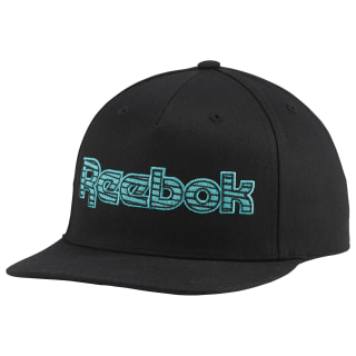 Classics Basketball 6-Panel Cap Black / Solid Teal DV0394