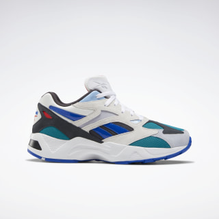 Кроссовки Reebok Aztrek 96 Multicolor/chalk/seaport teal/humble blue EF3568