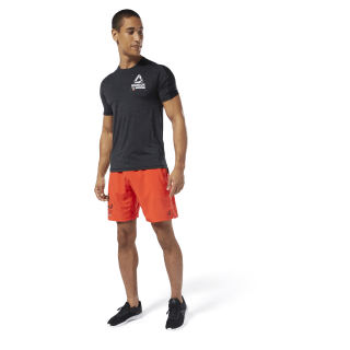 Training Epic Lightweight Shorts Canton Red DU3988