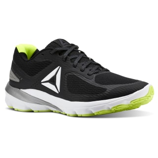 Reebok Harmony Road 2 Black / White / Pewter / Solar Yellow CN4709