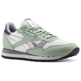 Classic Leather RSP Industrial Green/White/Cool Shadow/Graphite CN3780