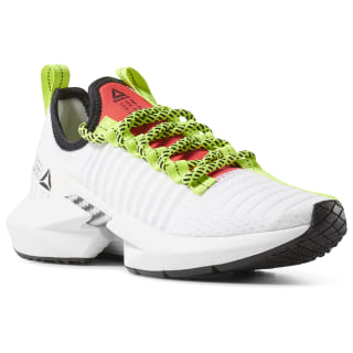 Sole Fury White / Black / Neon Red / Neon Lime DV4490