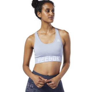 WOR Meet You There Seamless Padded Bra Denim Dust DY8102