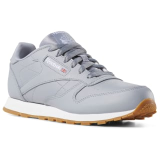 Tenis Classic Leather Cool Shadow / White DV4389