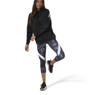 WOR Meet You There Moonshift Capris Black DU4733