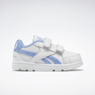 Reebok Royal Prime Shoes White / Cornflower Blue / None EF7569