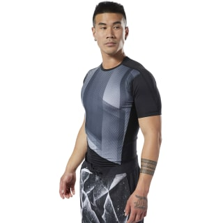 One Series Training Compression Tee Black DY8032