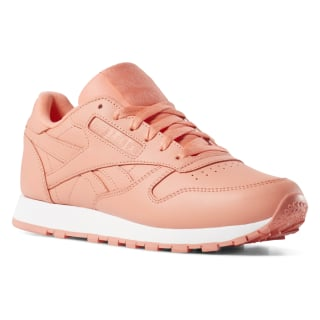 Classic Leather Stellar Pink / White CN7605