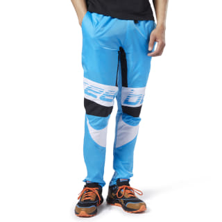 Classics Advance Track Pants Bright Cyan EC4577