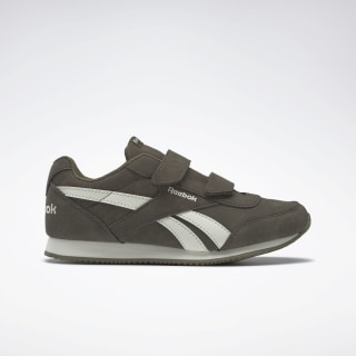 Reebok Royal Classic Jogger 2.0 Shoes Army Green / Chalk DV9146
