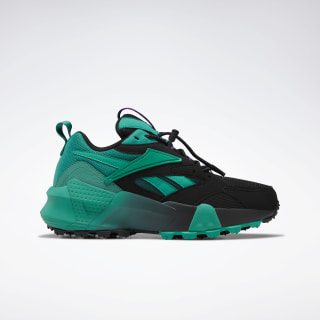 Tênis Aztrek Double Mix Trail Black / Emerald / Regal Purple EF9139