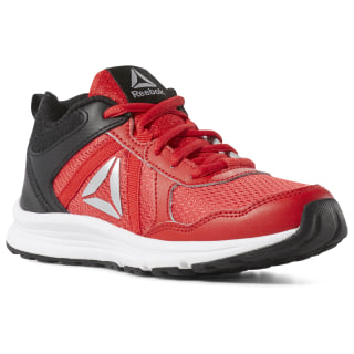 Reebok Almotio 4.0 Shoes Primal Red / Black / White / Silver Met CN8580