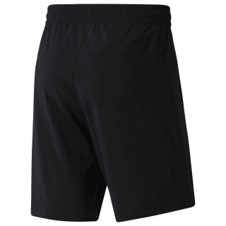 Workout Ready Woven Graphic Shorts Black DY7792