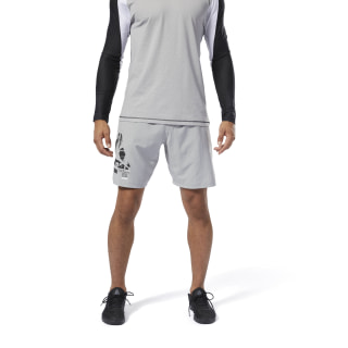 Спортивные шорты Training Epic Lightweight mgh solid grey DU3986