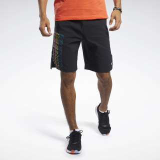 Short de combat MMA Epic Black FK3264