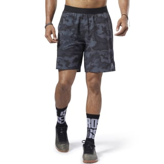 Reebok CrossFit® Games Speed Shorts Black DY8449