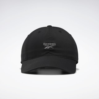 Cappellino Active Foundation Logo Black FQ5519