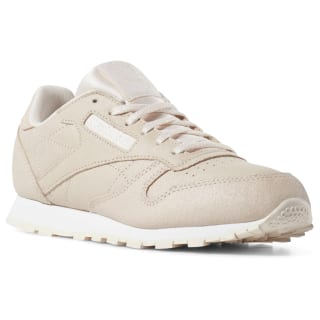 Classic Leather Pale Pink/White CN7500