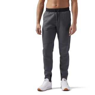 Jogger tejido Training Supply DARK GREY HEATHER CD5159
