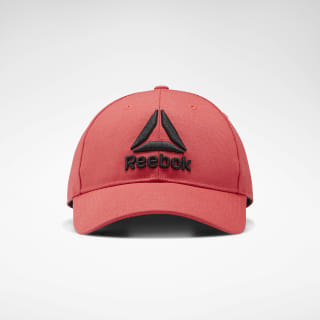 Active Enhanced Baseball Cap Rebel Red EC5672