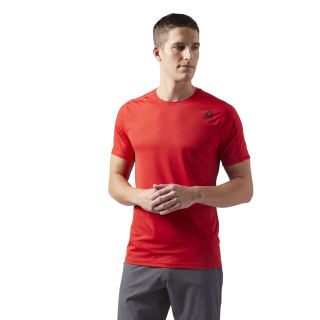 ACTIVCHILL Move Tee Primal Red CF7874