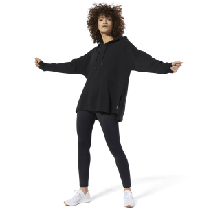 WOR Commercial Coverup Hoodie Black DU4731