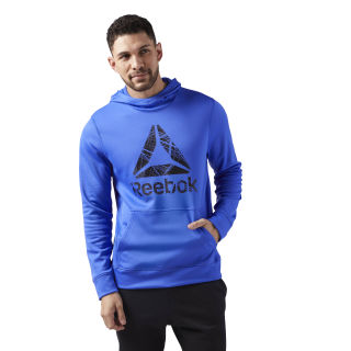 Blusa Wor Comm Oth Hoodie ACID BLUE S18-R CE3875