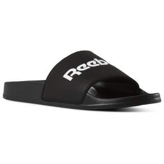Chanclas Reebok Classic Slide Royal Black / White DV3699