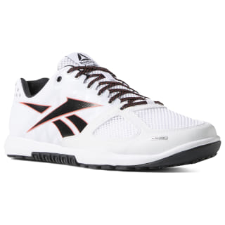 Reebok CrossFit Nano 2.0 White / Black / Neon Red DV5748