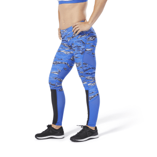 Legging Reebok CrossFit® Compression Crushed Cobalt DU5091