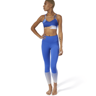 Yoga Ombre Tights Crushed Cobalt DU4474