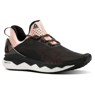 Reebok Floatride Run Smooth Strch-Black/Digital Pink/Wht CN2690