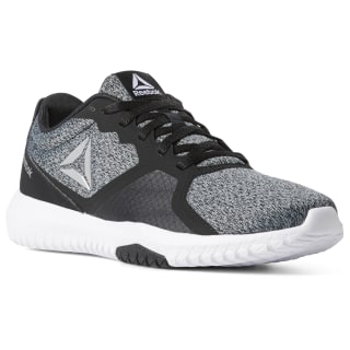 Reebok Flexagon Force Black / True Grey / White / Silver DV4477